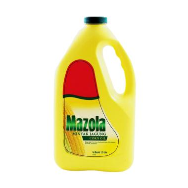Mazola Corn Oil [1.5 Liter]