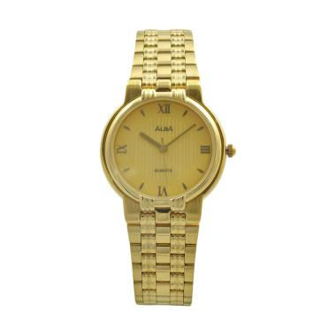 Alba ATCV50 Jam Tangan Pria - Gold