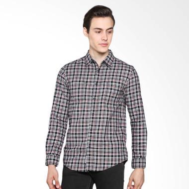 3 Second 108091611 Men Shirt - Black