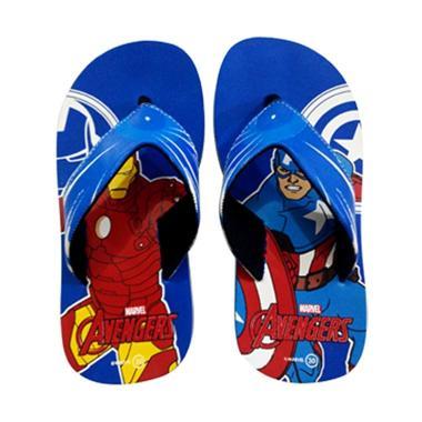 Laki Flip Flop Avengers MA-F002 Sandal Anak Laki-laki