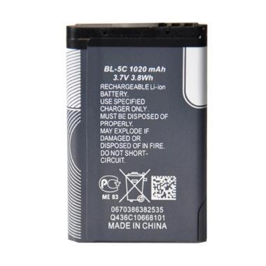 harga Nokia BL5C Original Baterai Handphone [1020 mAh] Blibli.com