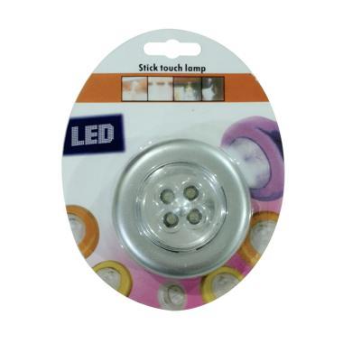 Uriuniq Stick Touch Lamp 4 LED Lampu Emergency