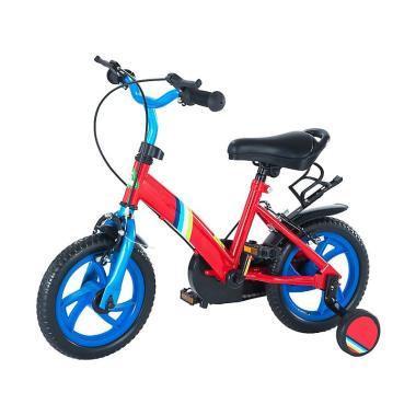 ELC 142663 My First Bike Stripy Sepeda Anak