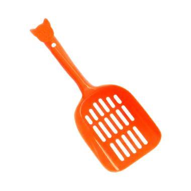 harga Cleine Tadita Petshop - Pet Scoop Pasir Kucing - Orange Blibli.com