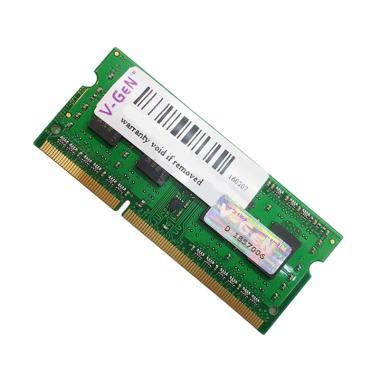V-Gen DDR4 SO-DIMM Memory RAM [4GB/PC-17000-2133 Mhz]