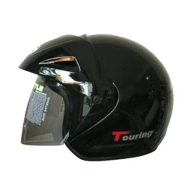 BMC Touring Helm Half Face - Black