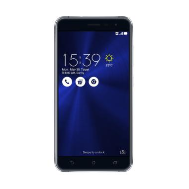 Asus Zenfone 3 Smartphone - Sapphire Black [32GB/ 3GB]
