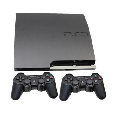 SONY Playstation3 Slim CFW 4.82 HDD 120GB+2 stick SONY