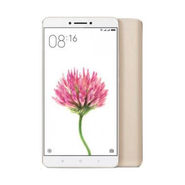Xiaomi MI Max Smartphone - Gold [16GB/ 2GB]