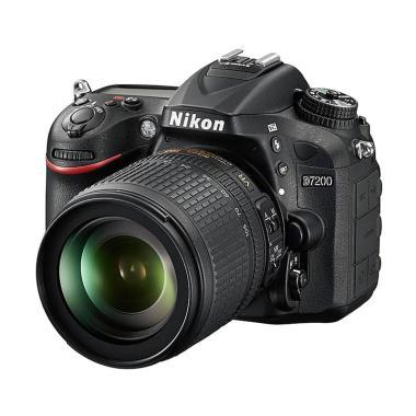 Nikon D7200 Kit 18-140mm VR Kamera  ... leaning Kit & Memory Card