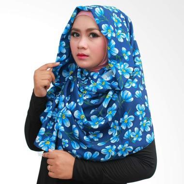 Arista Hijab Daisy Series - Navy