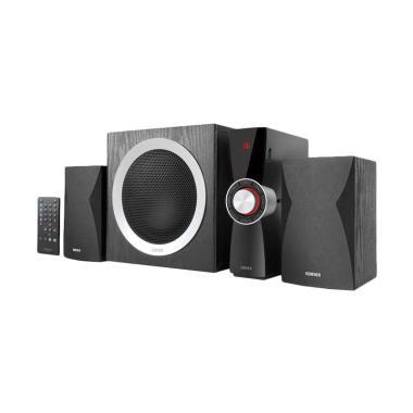 Edifier C3X 2.1 Speaker - Hitam