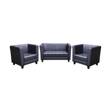 Malibu Seater Nevada 211 Sofa - Hitam