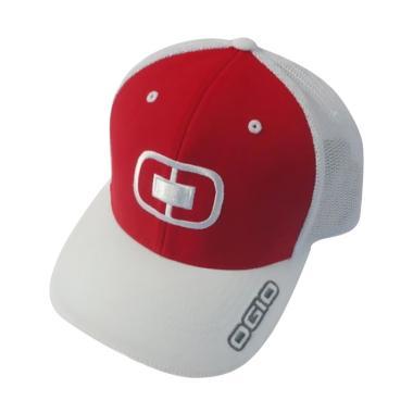 Ogio Ovent Golf Caps - Merah