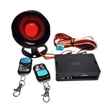 HLD 6002 Alarm Mobil Komplit Set