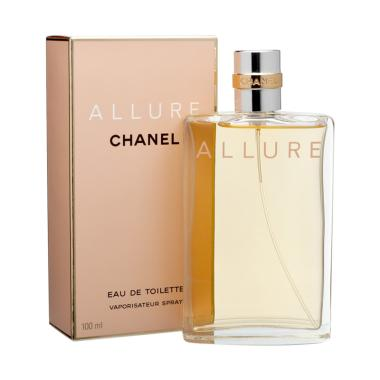 Chanel Allure EDP Parfum Wanita [100 mL/ tester]