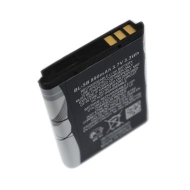 Nokia BL-5B Battery for Nokia [890 mAh]