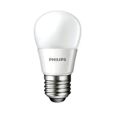 PHILIPS LED Lampu Bohlam - Putih [4 Watt]