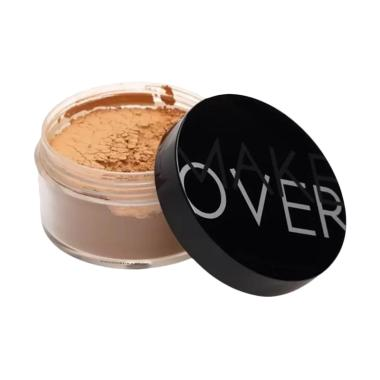 Make Over Silky Smooth Translucent Powder - 04 Toffee [35 gr]