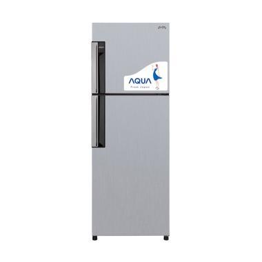 Aqua AQR-D259-S Kulkas [2 Pintu]