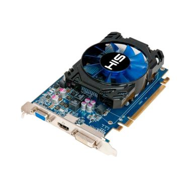 HIS PCIE VGA Card [2GB/ R7 250/ Icooler DDR 5]