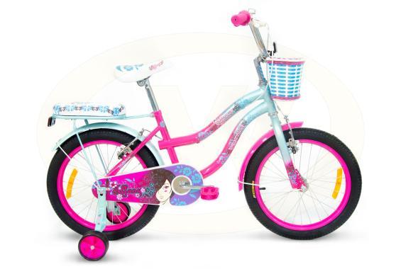 Wimcycle Tiffany Sepeda Anak [18 Inch]