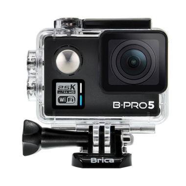 Brica B-Pro5 Alpha Plus Action Camera - Hitam [2 Inch]