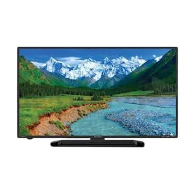 SHARP LC-40LE265M TV LED - Hitam [40 Inch]