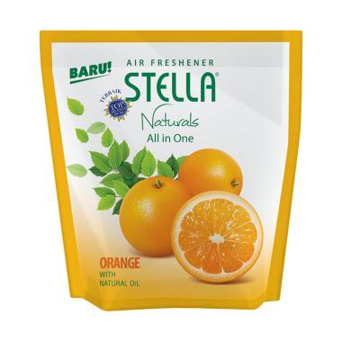 harga Stella All In One Orange Pengharum Ruangan [70 g] Blibli.com