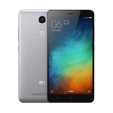 Xiaomi Redmi Note 3 Smartphone - Grey [32GB/ 3GB]