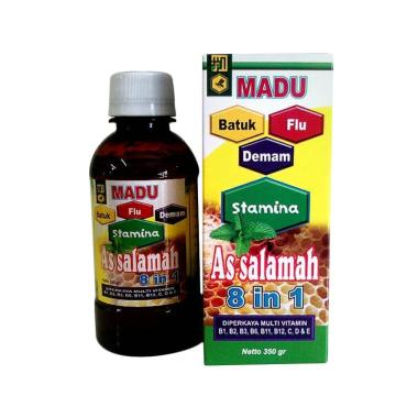 As salamah 8 in 1 Madu