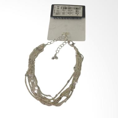Mastindo Accessories MA-561927 Gelang Wanita - Silver