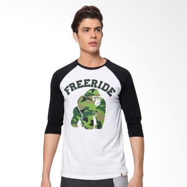 FREERIDE Camo Kong T-Shirt