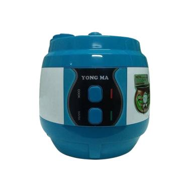 Yong Ma 210 Rice Cooker - Biru