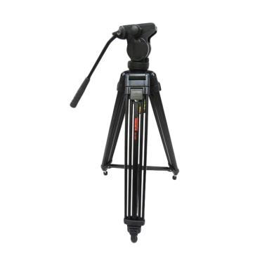Attanta VD-2500 Tripod - Black