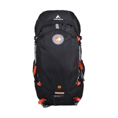 Eiger Rhinos Backpack - Black [60 L]