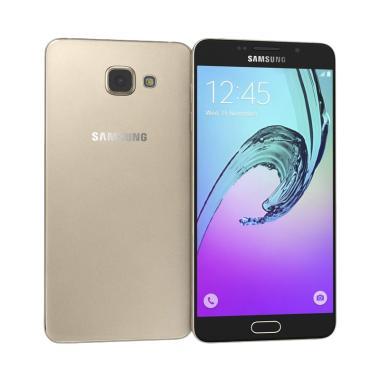 Samsung Galaxy A7 2016 Smartphone‐Gold [16 GB/3 GB]