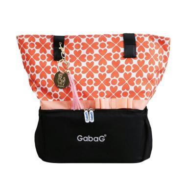 Gabag Big Picnic New Collete GBP0217 Cooler Bag Free Kantong asi Gabag