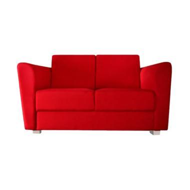 Malibu Cairns 321 Seater Sofa - Red Chilli