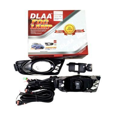 DLAA HD345 Foglamp For Honda Civic 2009-2011