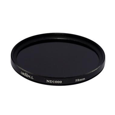 Green L ND1000 58mm Filter Lensa