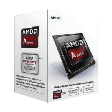 AMD A4-6300 3.9GHz Processor [Base 3.7GHz]