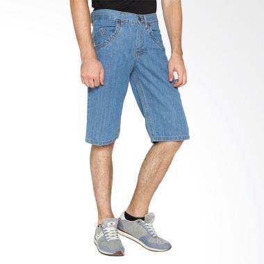 DJ Jeans Aqua Jeans Celana Pendek Pria DJ-57 575edd0ec6
