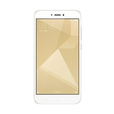 Xiaomi Redmi 4X Smartphone - Gold [32 GB/3 GB]
