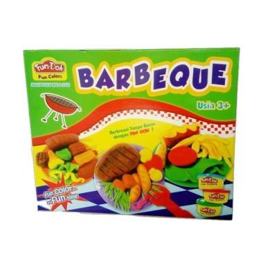 harga Fun Doh Barbeque Mainan Anak Colorful Blibli.com