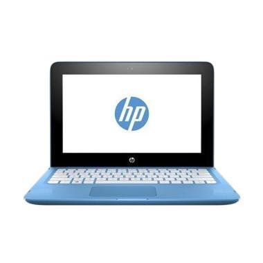 HP Pavilion x360 11-u058TU-1AD54PA Laptop - Blue