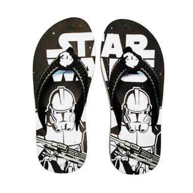 Laki STAR WARS DS-F004 Flip Flop Sandal Anak Laki-laki