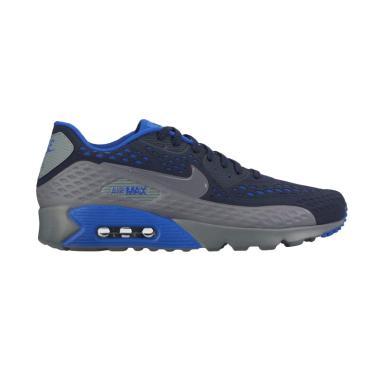 Nike Air Max 90 Ultra Br Sepatu Olahraga - Grey 725222-400