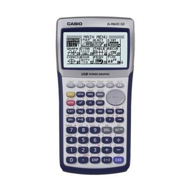 CASIO FX 9860 G II SD Calculator