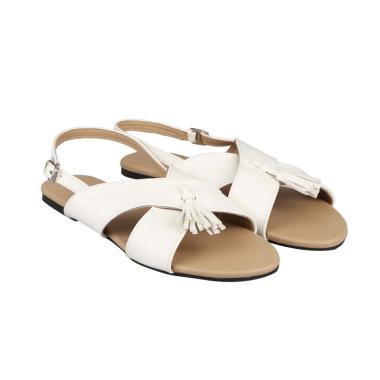 GIA Argene Sandals Wanita - White